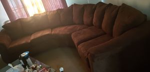 $600/ OBO Sectional with 3 tables for Sale in Macon, GA