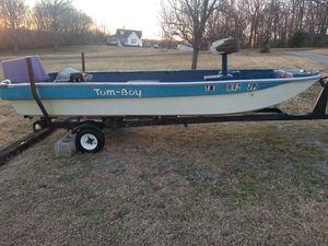 14' boat for Sale in Cedar Hill, TN