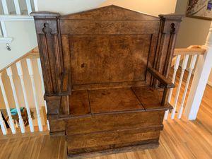 Antique Irish Bench for Sale in Kirkland, WA