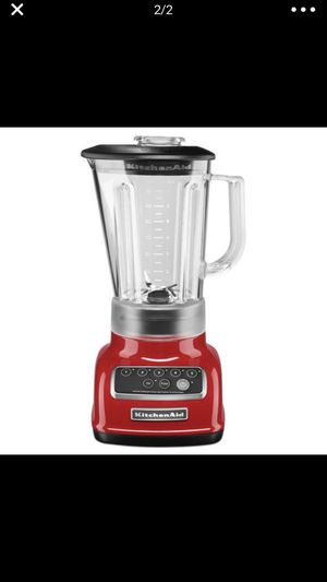 NEW IN BOX KITCHENAID BLENDER for Sale in Hoboken, NY