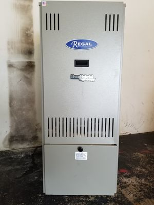 2 Regal ecm hybrid synergy oil furnace for Sale in Washington, DC