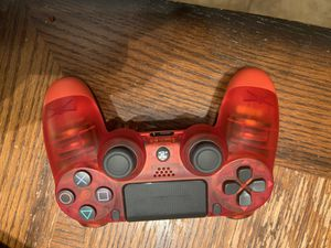 PS4 Controller Red for Sale in Longview, TX