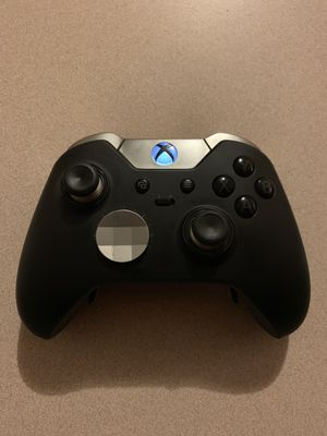 Xbox One Elite Controller w/ (Rapid Mod) for Sale in Detroit, MI