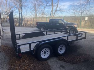 7-12 Belmont trailer 2018 for Sale in King of Prussia, PA