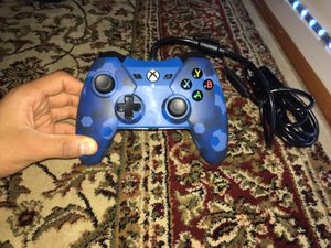 PowerA controller compatible with Xbox one and windows 10 for Sale in Gaithersburg, MD