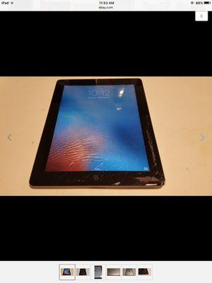 Apple iPad 2 32GB works for Sale in Arlington, VA