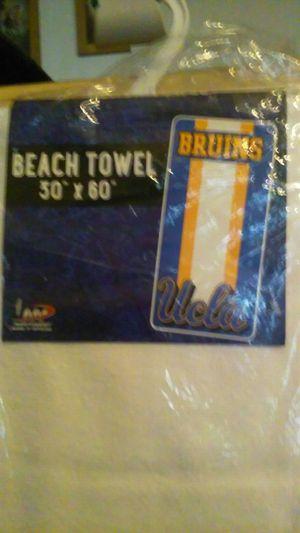 UCLA Huge Beach Towel. . . . for Sale in Pomona, CA
