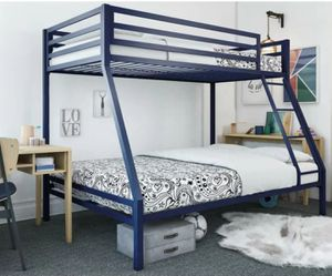 Twin over Full bunk bed for Sale in Des Plaines, IL