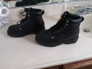Womans steel toe boot for Sale in Victorville, CA