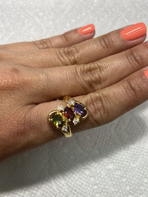 Gold filled ring for Sale in Lehigh Acres, FL