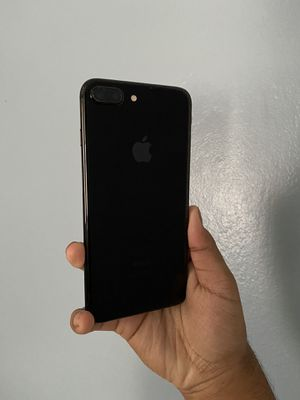 iPhone 7 Plus 128 GB Jet Black Global GSM Unlocked For Sale for Sale in Chicago, IL