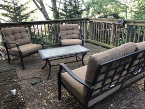 Outdoor Patio furniture set for Sale in Alexandria, VA
