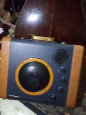 Crosley. Bluetooth speaker sound bomb portable for Sale in Portland, OR