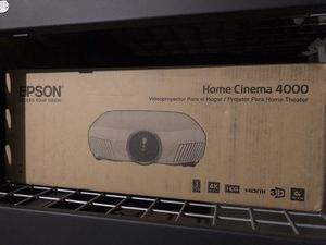 Epson 4000 brand new cinema for Sale in Fort Worth, TX