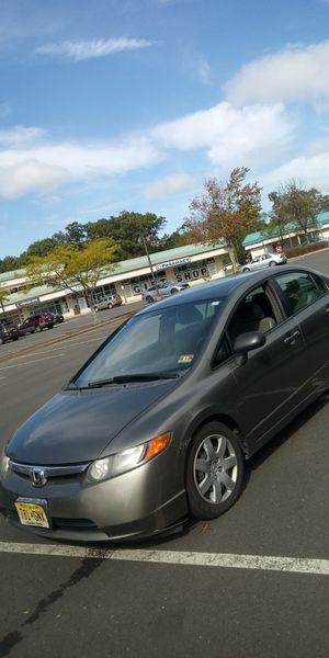 2006 Honda Civic LX for Sale in Brick Township, NJ