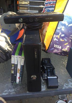 Xbox 360 plus games for Sale in Phoenix, AZ