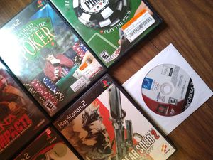 PS2 VIDEOGAMES 6 PACK for Sale in Orlando, FL