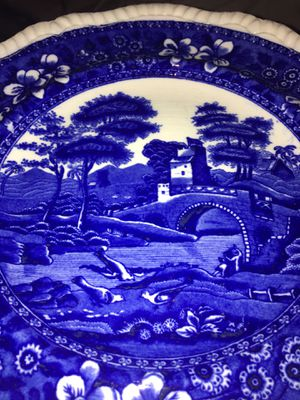 """10.5"""" Copeland Spode's Tower England plate for Sale in Monmouth, OR"""