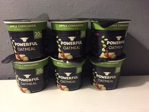 Protein Powerful Foods Oatmeal for Sale in Sunnyvale, CA