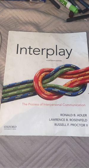 Communications Textbook for Sale in Miamisburg, OH
