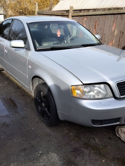 02 Audi A6 PartIng Out for Sale in SeaTac,  WA