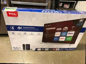 "55"" TCL Roku Tv❗️ QB5 for Sale in Ontario, CA"