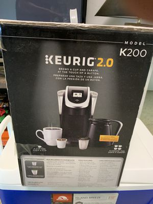 K200 got brewer KEURIG 2.0 for Sale in North Miami Beach, FL