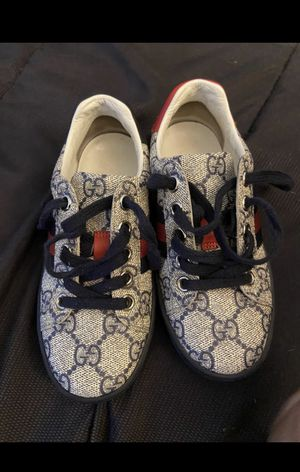Gucci shoes kids s-28 for Sale in Brooklyn, MD