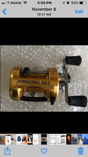 Penn 965 conventional fishing reel new for Sale in Yonkers, NY