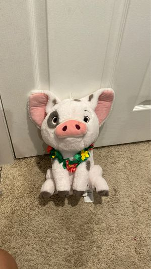 Moana Pig Plushie for Sale in Antioch, CA