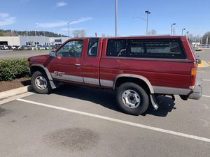 1991 Nissan Se 4x4 Extra cab for Sale in Spanaway, WA
