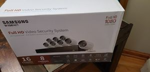 Samsung video security system for Sale in Schaumburg, IL