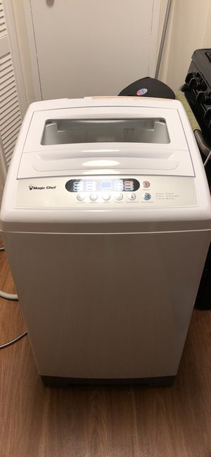Magic Chef Portable Washing Machine for Sale in Arlington, VA