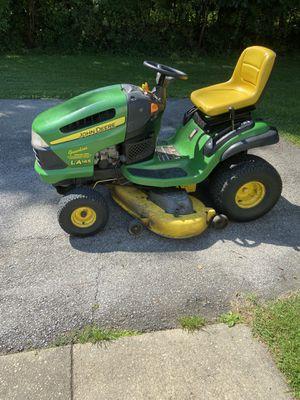 John Deer Lawn Mower for sale for Sale in Waldorf, MD