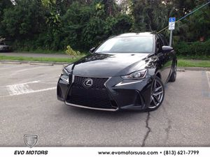 2017 Lexus IS for Sale in Seffner, FL