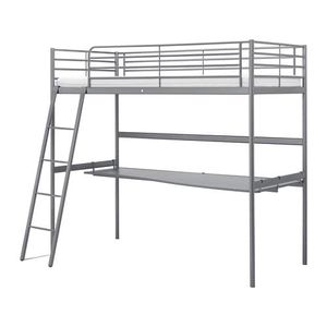 IKEA bunk bed with desk under for Sale in Washington, DC