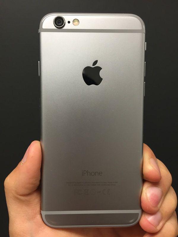 iPhone 6 unlock excellent conditon