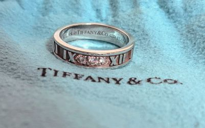 Diamond Tiffany Atlas Ring for Sale in Everett,  WA