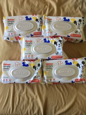 Huggies baby wipes for Sale in Miami, FL