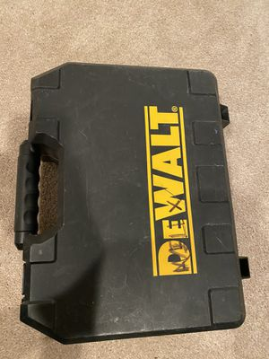 I sell this hammer drill in good condition 18v with a battery for Sale in Lanham, MD