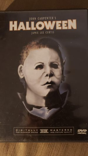 1978 John Carpenters Halloween Michael Myers DVD for Sale in Chicago, IL