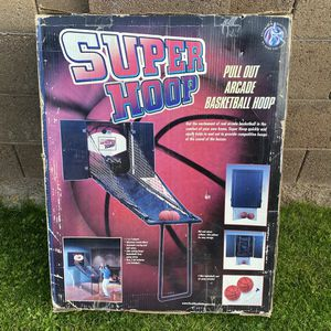 BRAND NEW ! Super Hoop arcade Basketball Hoop for Sale in Mesa, AZ