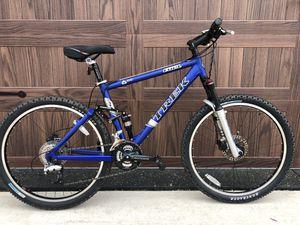 Trek fuel full suspension mountain bike for Sale in Bedford Park, IL