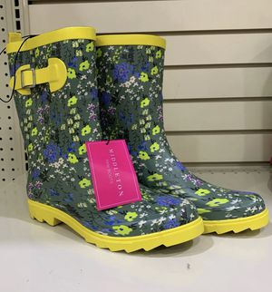Middleton Rain Boots Ankle 8,9,10,11 for Sale in Mesquite, TX