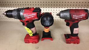 Milwaukee 3PC Combo for Sale in Dallas, TX