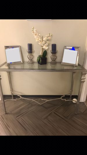 The z gallerie table for Sale in Lakewood, CO