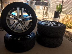 16in rims and tires for Sale in Phoenix, AZ