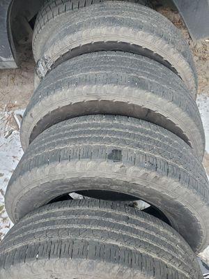 245/70/17 tires for Sale in Brainerd, MN