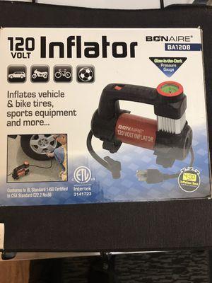 Bonair 120 volt tire inflator for Sale in Ontario, CA