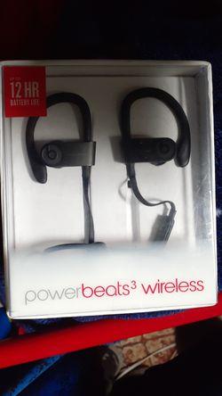Power beats 3 wireless for Sale in San Antonio,  TX
